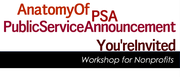 Anatomy of a PSA (Nonprofits in or serving Wallingford CT)