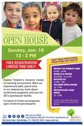 Yeladim Early Learning Center Open House