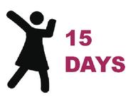 15 DAys to Grow Women's Power
