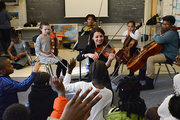 Traveling the World with the Haven String Quartet