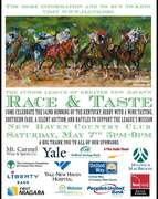 12th Annual Race and Taste: Kentucky Derby Party to Benefit the Junior League of Greater New Haven