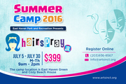 """hairspray Jr"" Summer Camp"