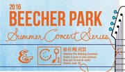 Beecher Summer Concert Series & HiFi Pie Contest