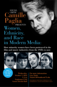 CANCELLED: Camille Paglia on 'Women, Ethnicity, and Race in Modern Media'