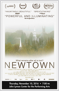 """""""Newtown"""": Film Screening and Panel Discussion"""