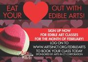 Valentines Edible Arts