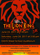 Disney's Lion King Jr Musical