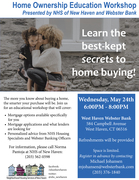 HomeOwnership Education Workshop