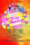 Willie Wonka Jr Musical