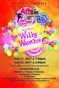 Willie Wonka Jr Musical