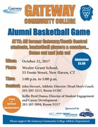 GCC Alumni Basketball Game