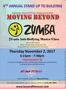 4th Annual Anti-Bullying Zumba® Master Class