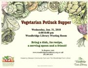 Vegetarian Potluck