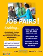 Continuum of Care Job Fair