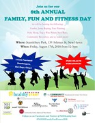 NHHS 8th Annual Family, Fun and Fitness