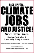 Rise Up for Climate, Jobs & Justice