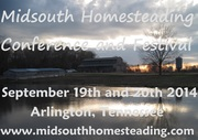 Midsouth Homesteading Conference and Festival