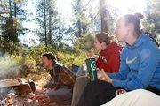 Camping at Siskiyou!
