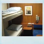 FERRY CABIN - ANY ROUTE 2 PACKAGE