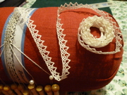 Coif Lace Roll