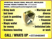 Propose Magic Ring For Marriage,Love and Money Spell +27710482807 Witbank Pretoria Oman Kuwait IRAN