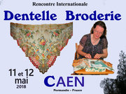 CAEN Lace day 2018 (France - Normandy)