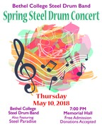 Bethel Steel Drum Concert 2018