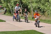Trail/Bike Lane Data Collection - May 11