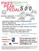 Pikes Peak Pedal 500
