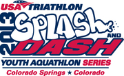 USA Triathlon Youth Splash and Dash