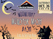 Moonlight Monster Mash Dash (1mi & 5k)