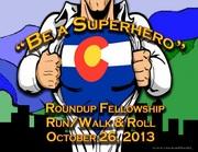 Be a Superhero 5K Run/Walk & Roll
