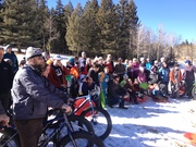 Snow Adventure Day! Supported by The Hub Bicycle Shop and Stonz Wear