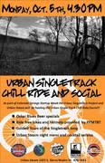 Urban Singletrack Social/Rides w/COS Start Up Week