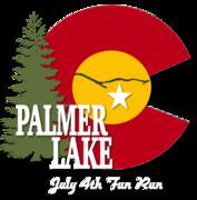 Palmer Lake July 4 Fun Run, Palmer Lake, CO