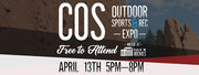 COS Outdoor Sports & Rec Expo: Holiday Edition #3!