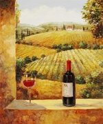 Chuck Jones Center for Creativity Presents the Palette and Palate of Tuscany