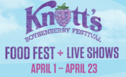 Knotts Boyesenberry Festival at Knott's Berry Farm