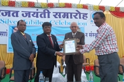 Dr. Milind Jiwane visit to Mhow, Indore, M.P.(India)-2014.
