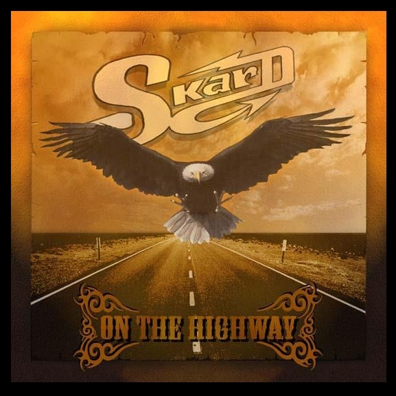 skard On the Highway album cover