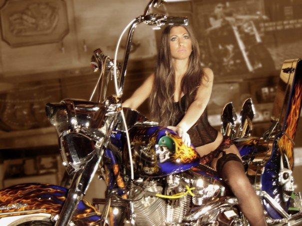 skard babe SKARD rock band - True Biker Rock