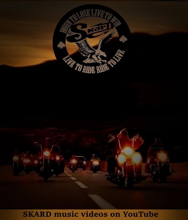 skard rock band sunset ride