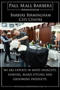 Barbers Birmingham City Centre   Call 01217941693   pallmallbarbersbirmingham.com