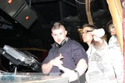 DJ Frozac and Ben Sexii @ Silk Night Club