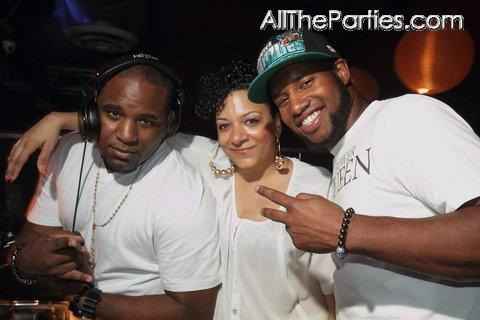 DJ Queen of Spades, DJ Cookz & DJ Novacaine