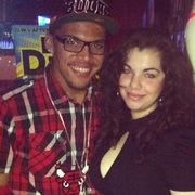 DJ NewYork & DJ Miss Deezy of The World Famous Vynil Squad