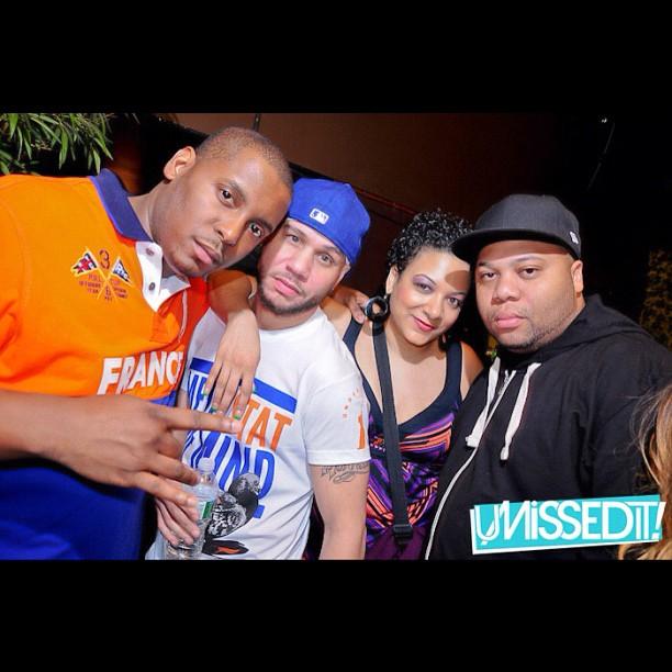 Self, Tripple X, DJ Queen of Spades & Mike Neeze