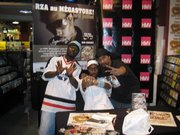 Scarcheeks,Rza and Real D