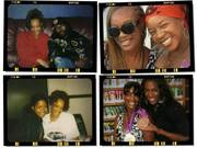 ME AND BLACK ROB, DJ NEICY D , MISS JONES AT MOTOWN RECORDS AND DEE TROTTER