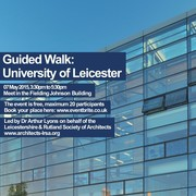 Guided Walk: University of Leicester